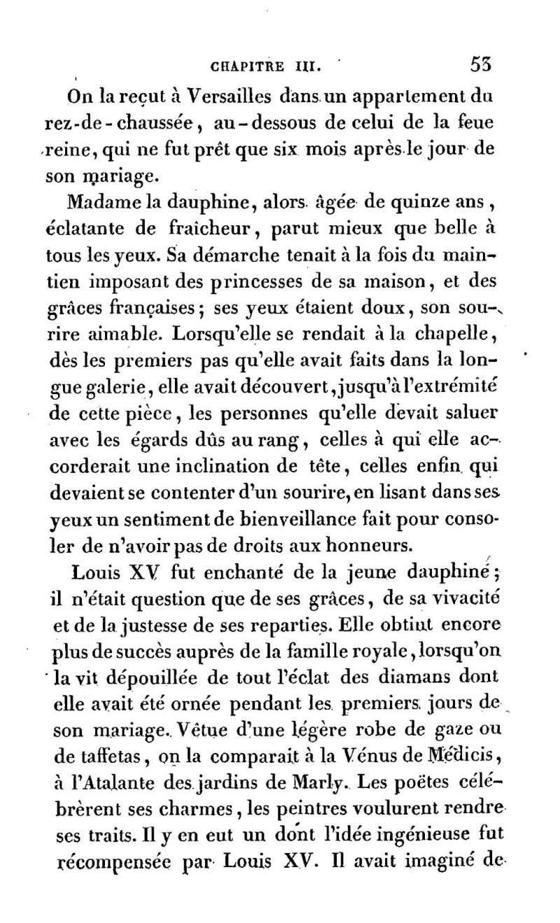 Marie-Antoinette était-elle belle?  Campan10