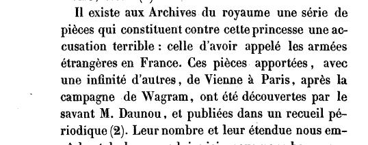 La correspondance de Marie-Antoinette avec son frère Léopold II Captu120