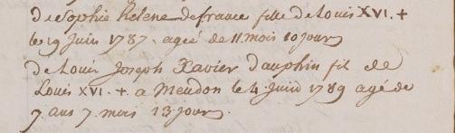 Louis-Joseph de France, premier Dauphin - Page 2 Captu127
