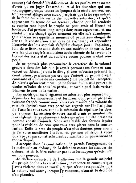 Lettres autographes et écrits de Louis XVI Captu129