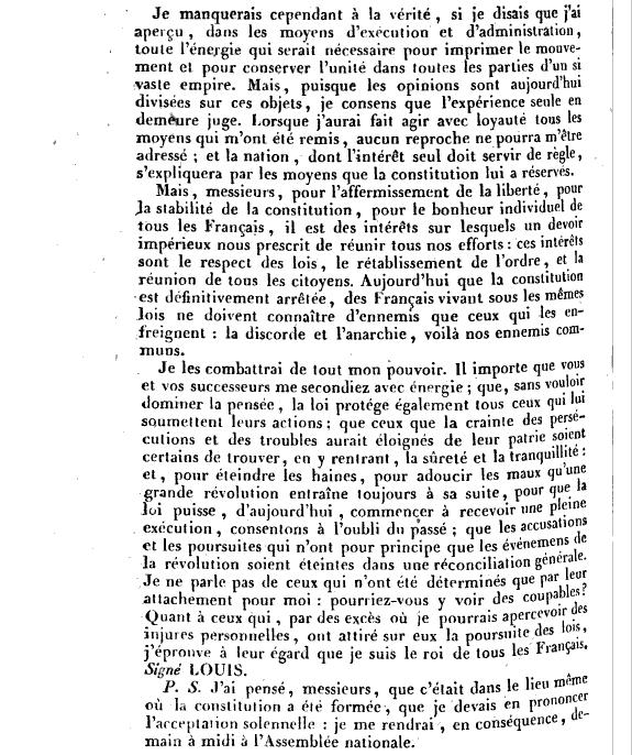 Lettres autographes et écrits de Louis XVI Captu130