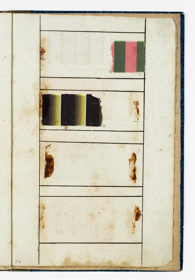 Gazette des atours d'été de Mme Elisabeth Dafan108