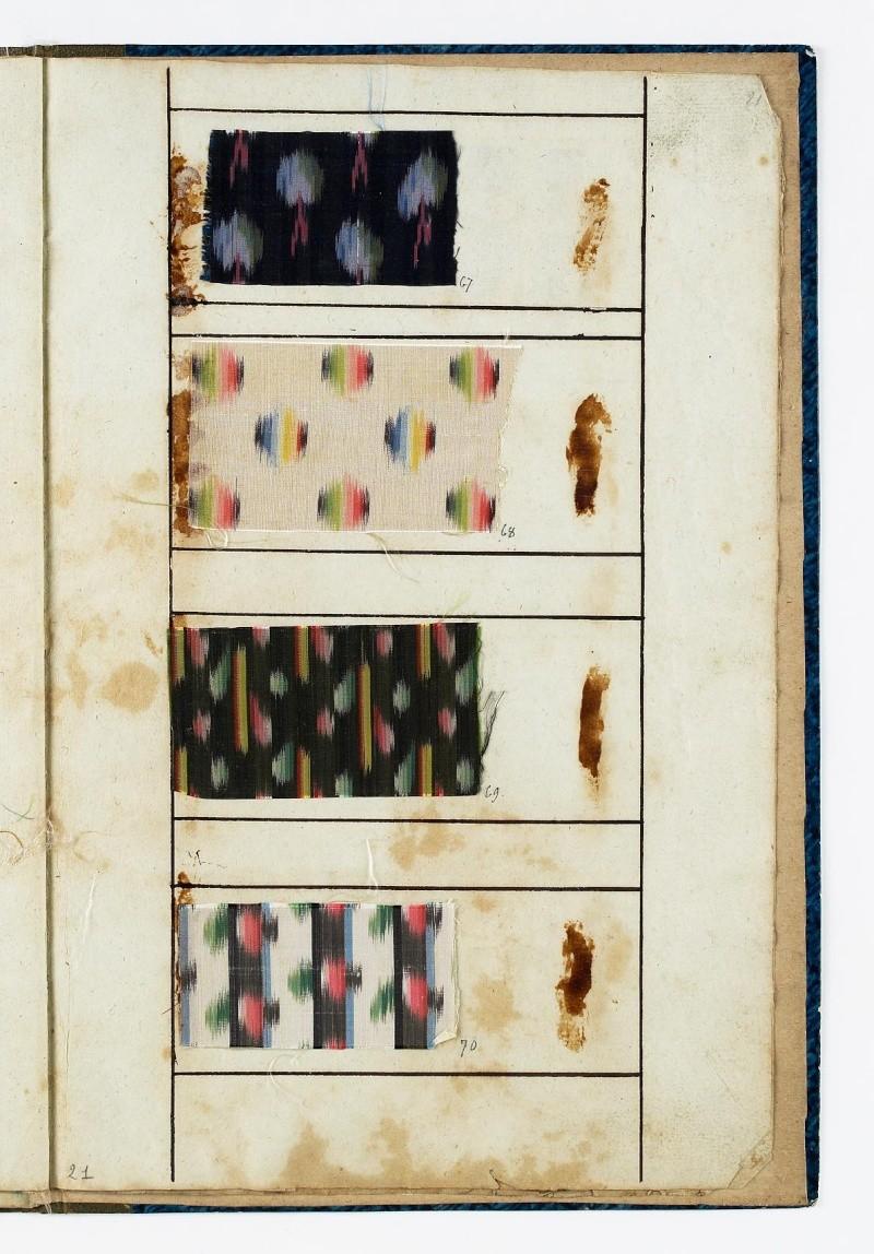 Gazette des atours d'été de Mme Elisabeth Dafan109