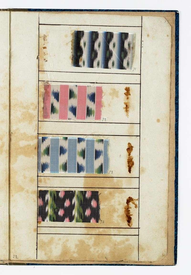 Gazette des atours d'été de Mme Elisabeth Dafan110