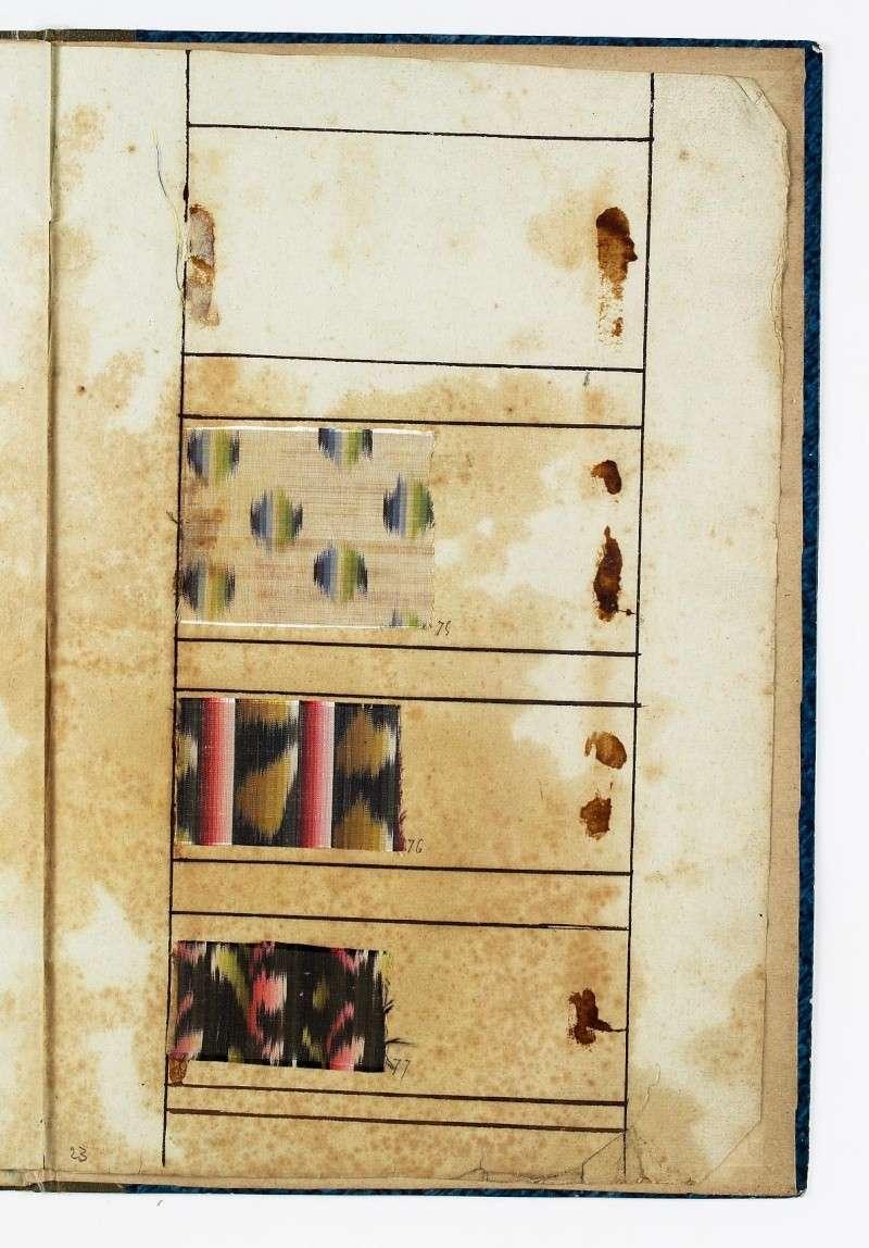 Gazette des atours d'été de Mme Elisabeth Dafan111