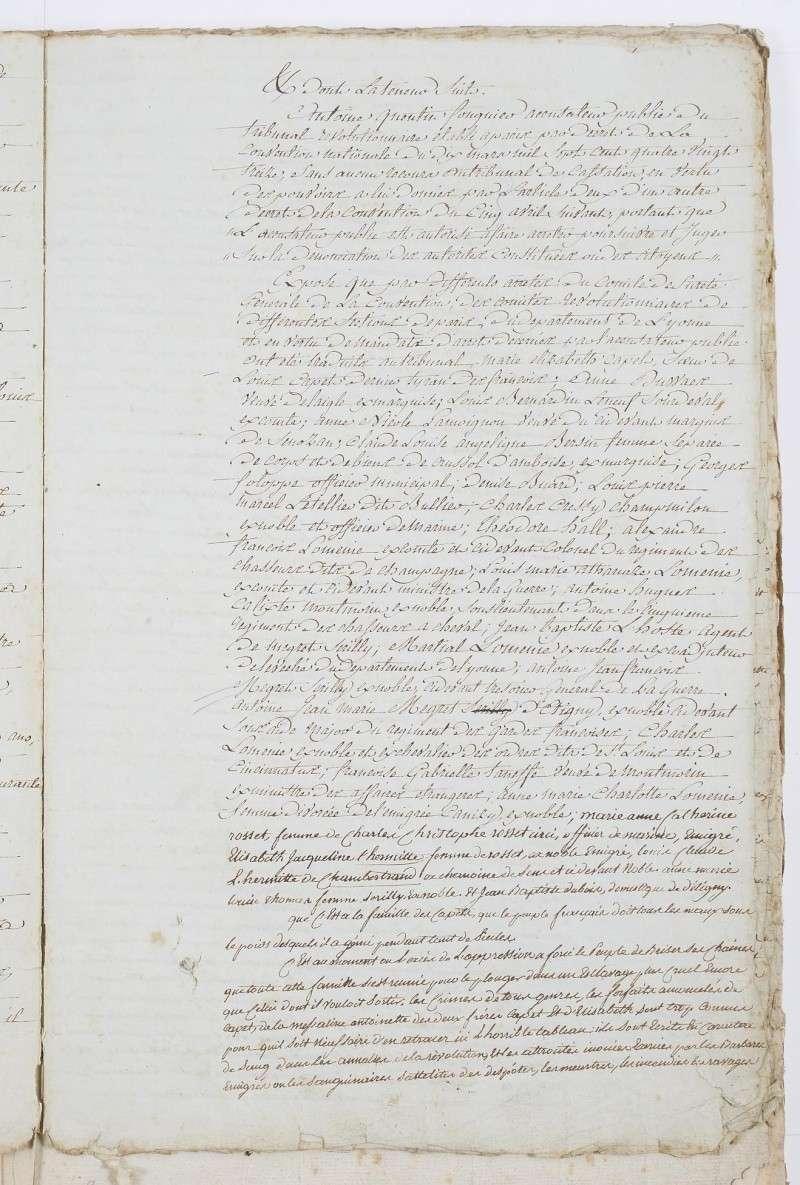Jugement condamnant Mme Elisabeth Dafan117