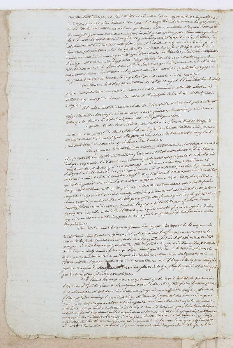 Jugement condamnant Mme Elisabeth Dafan119