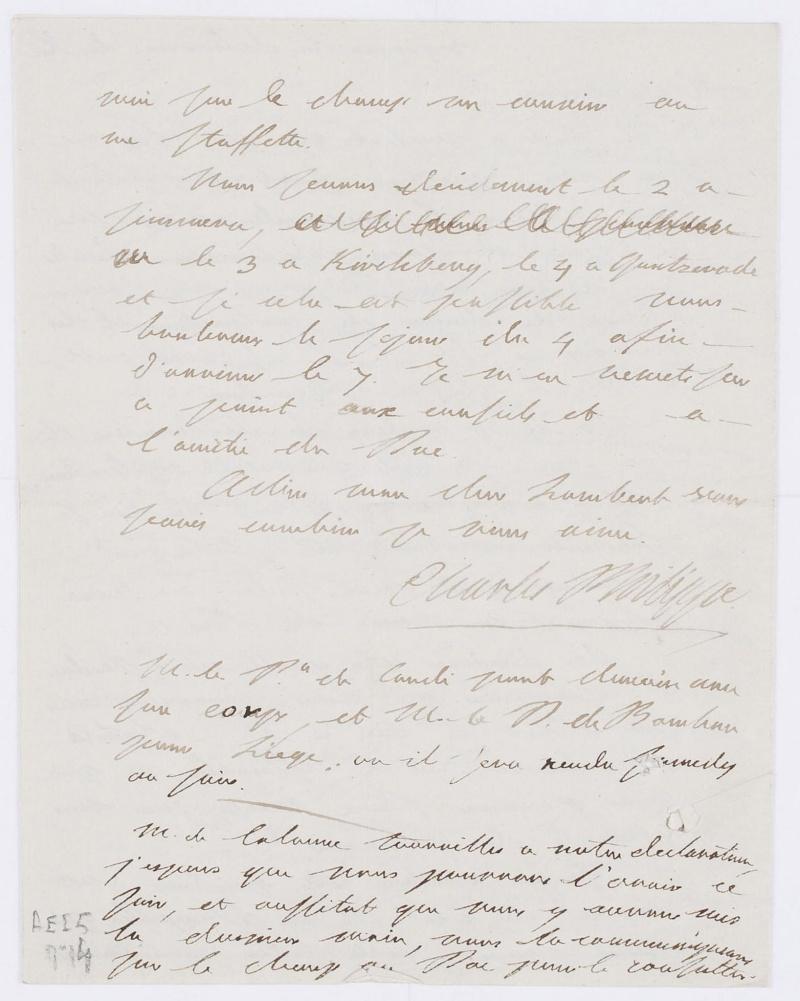 Le comte Charles-Philippe d'Artois, futur Charles X - Page 2 Dafan129