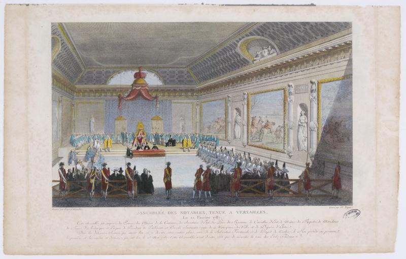 L'Assemblée des Notables  Dafan149