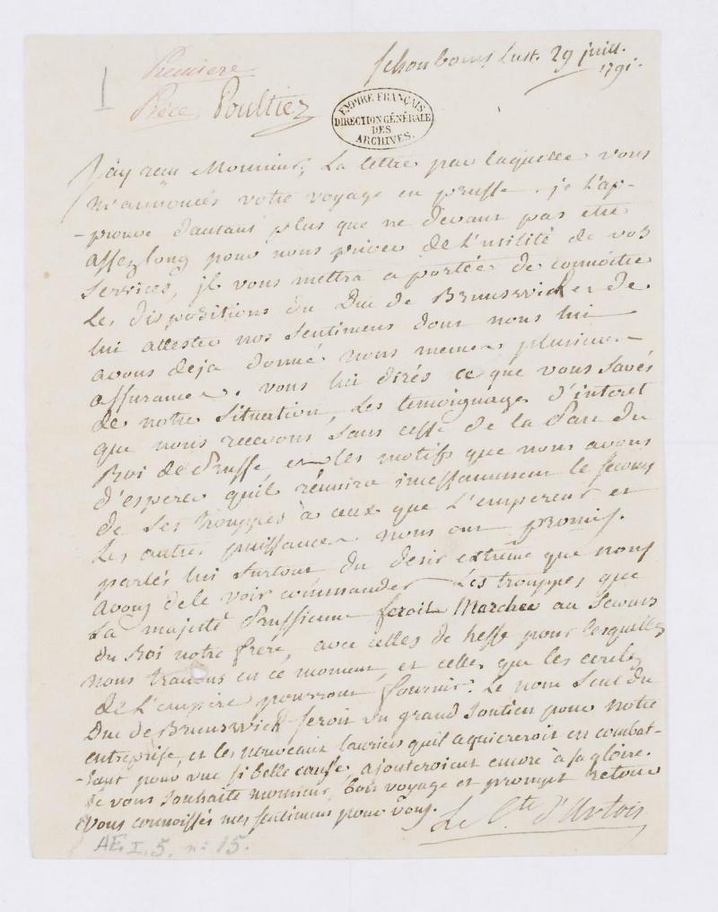 Le comte Charles-Philippe d'Artois, futur Charles X - Page 2 Dafan169