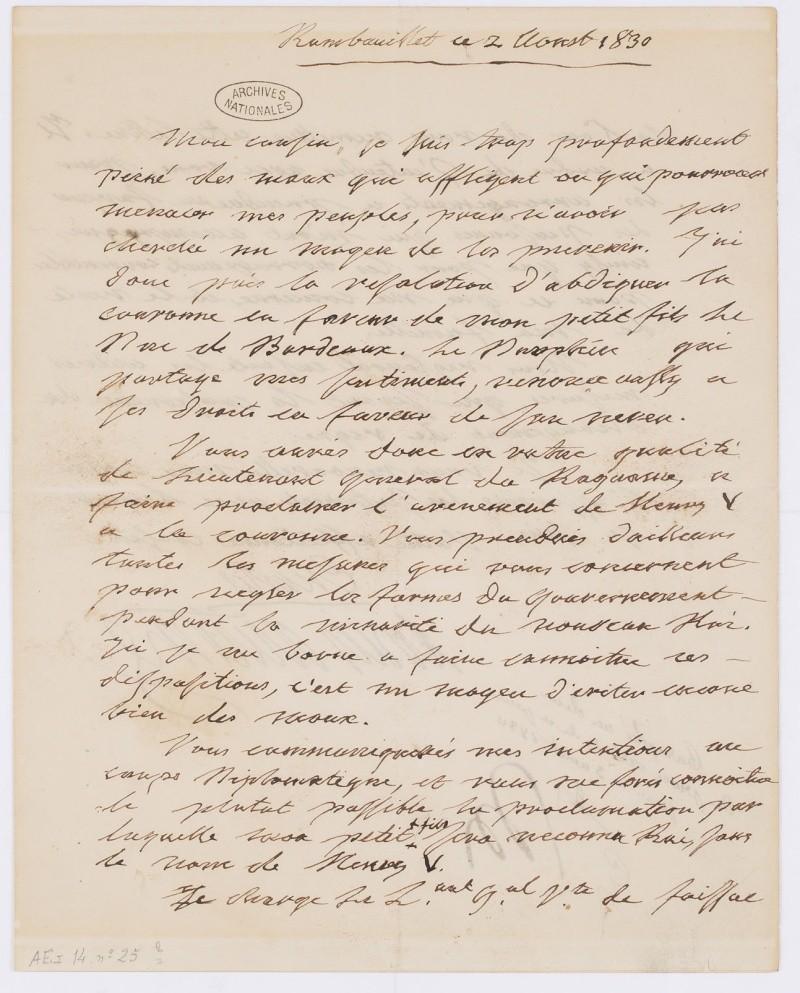 Le comte Charles-Philippe d'Artois, futur Charles X - Page 2 Dafan174