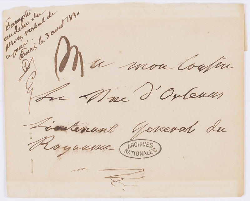 Le comte Charles-Philippe d'Artois, futur Charles X - Page 2 Dafan176