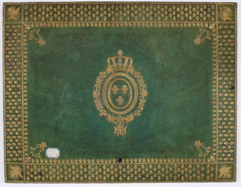 Louis XVI et l'ordre du Saint-Esprit Dafanc88