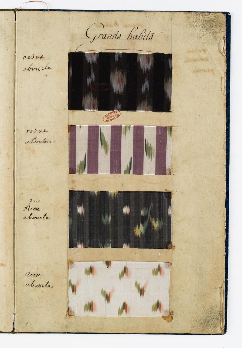 Gazette des atours d'été de Mme Elisabeth Dafanc94