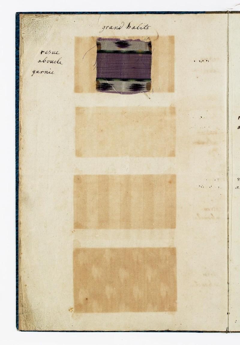 Gazette des atours d'été de Mme Elisabeth Dafanc95