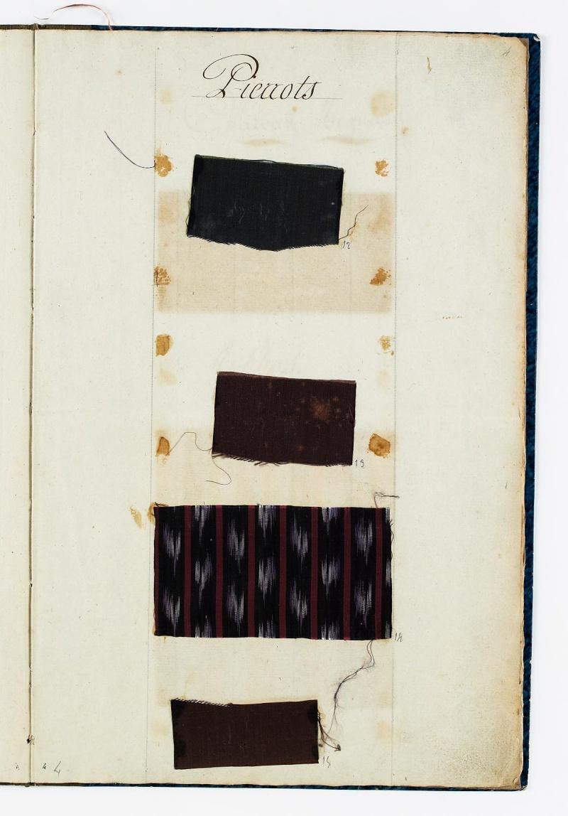 Gazette des atours d'été de Mme Elisabeth Dafanc97