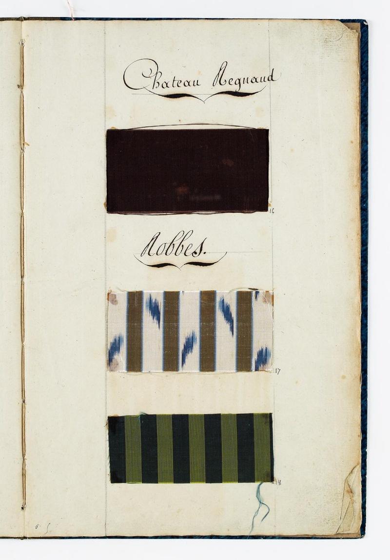 Gazette des atours d'été de Mme Elisabeth Dafanc98