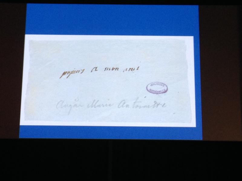 La correspondance de Marie-Antoinette avec son frère Léopold II Img_0210