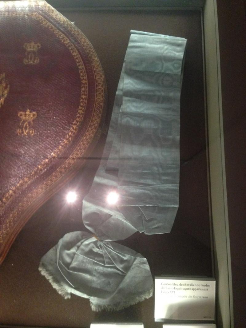Louis XVI et l'ordre du Saint-Esprit Img_2410
