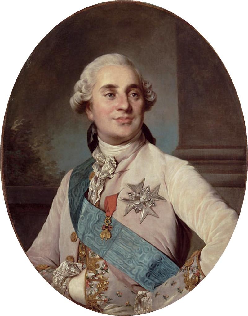 Louis XVI et l'ordre du Saint-Esprit Louis110