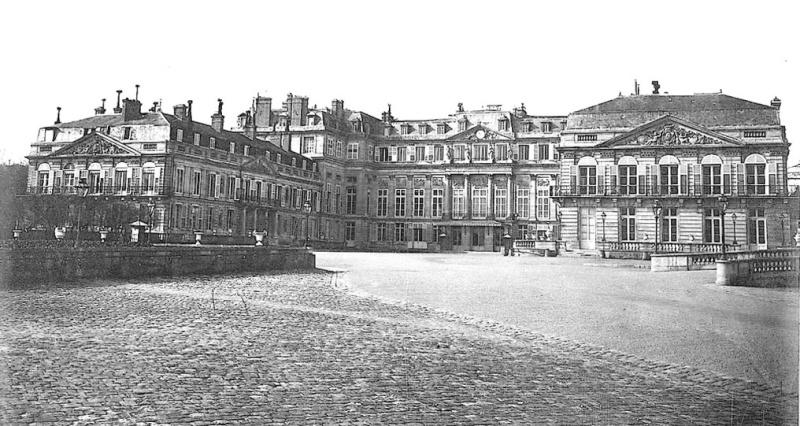 Le château de Saint-Cloud - Page 2 Saintc10