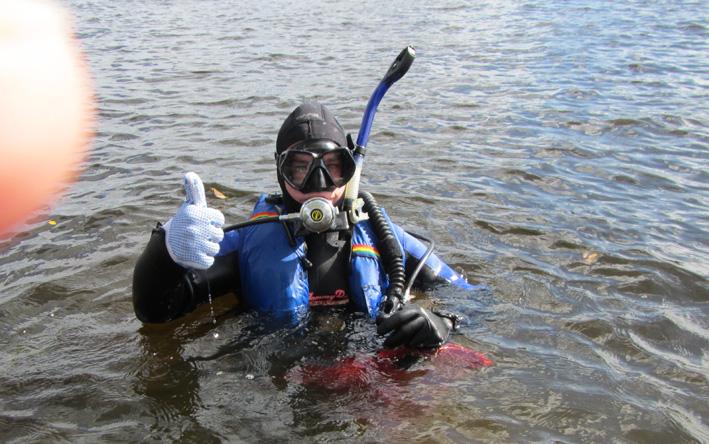 Rapport de plongée - Rivière des Outaouais et Gatineau - 3 octobre 2014 10310
