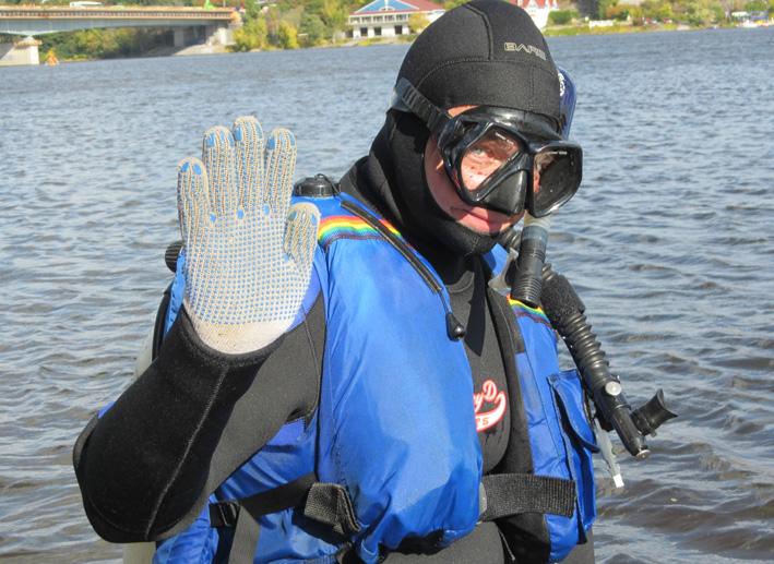 Rapport de plongée - Rivière des Outaouais et Gatineau - 3 octobre 2014 10710