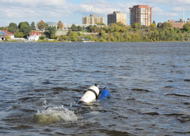 Rapport de plongée - Rivière des Outaouais et Gatineau - 3 octobre 2014 10810