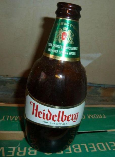 bouteille en forme de baril Heidel10