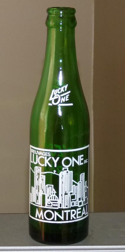 breuvage Lucky One inc Xlucky10