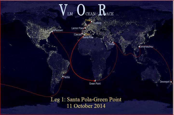 VLM.....VLM OCEAN RACE Vor110