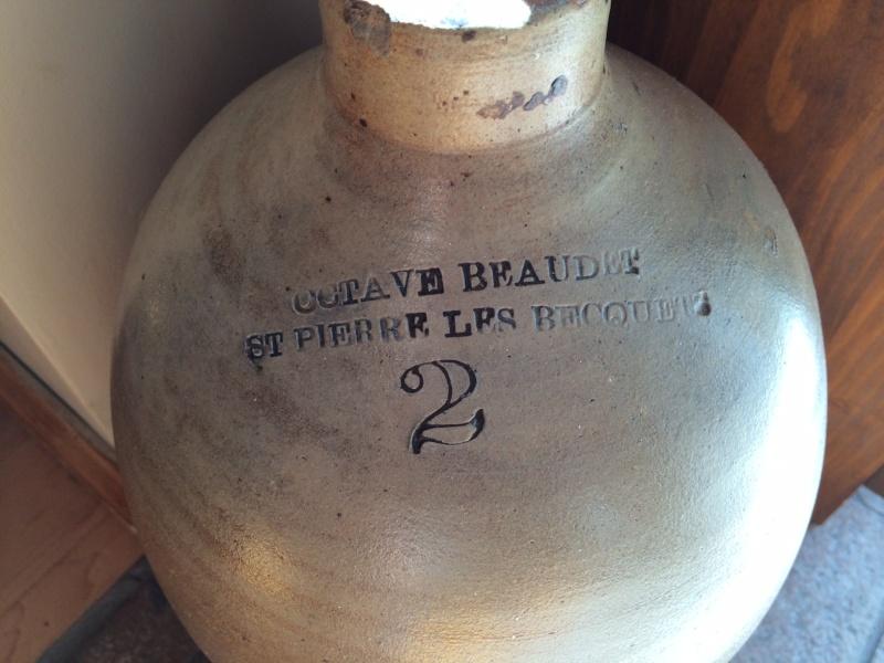 cruche saint pierre les becquets Pot_410