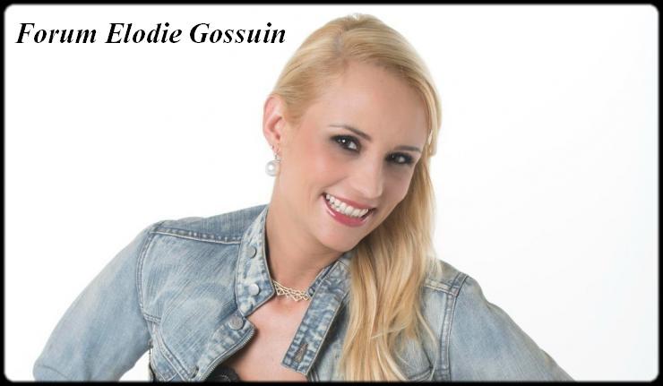 ELODIE GOSSUIN FAN'S