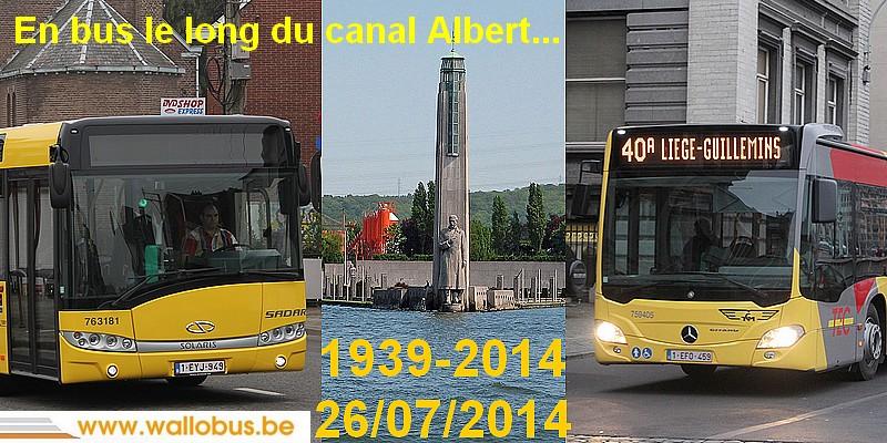 En bus le long du canal Albert (75e anniversaire) 2014_010