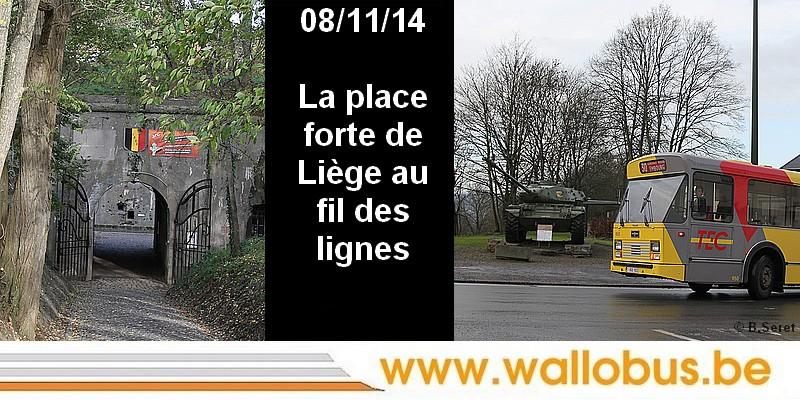 [Excursion] La place forte de Liège au fil des lignes (édition 2014) - 8/11/2014 2014_110