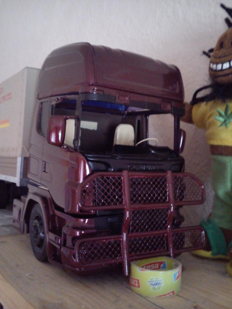 Italer / Revell Scania R Tiger Express 1:24 Dsc_1519