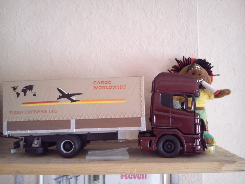Italer / Revell Scania R Tiger Express 1:24 Dsc_1520