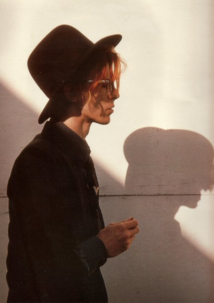 David Bowie pictures. Cat_in11