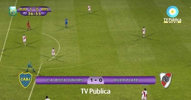 TV Publica Argentina Scoreboard (by ALEWANDRO) User_118