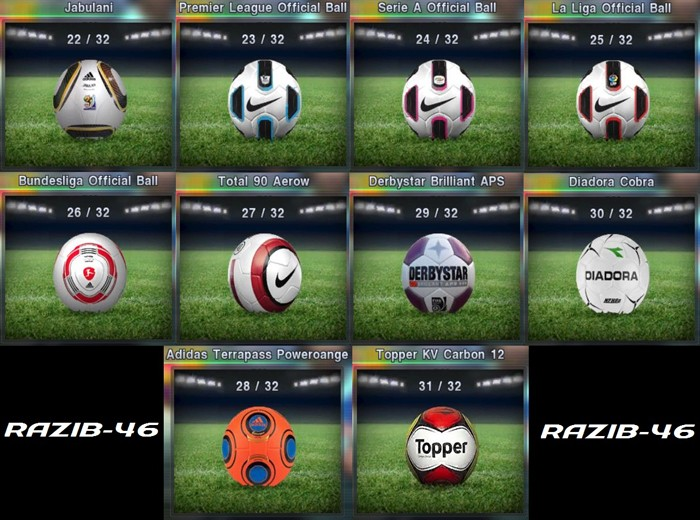 10 Balls Addon Patch (by razib_46) User_123