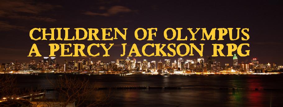 The Children of Olympus