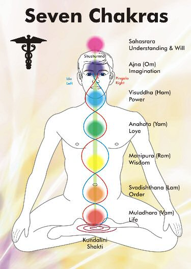 What Are Chakras? Chakra11