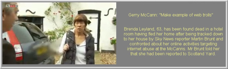 Victims of the McCanns' calculated hoax Bl10