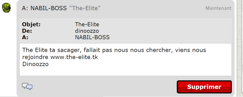 [Dinoozzo] sacage MAFIA Destructeur Killer Email10