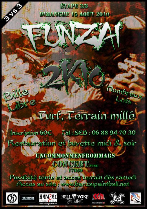 Tournoi Funzai. Funzai10