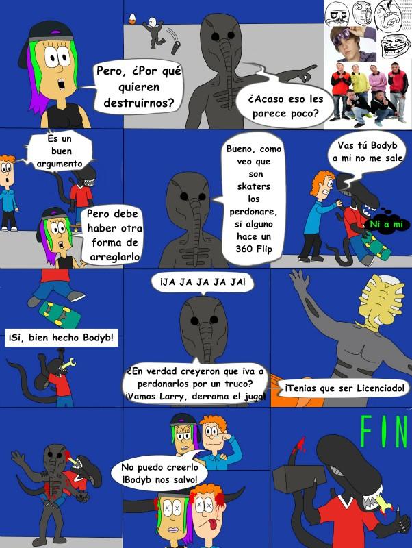Bodyb: Un Alien Locochon - Página 3 0510