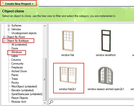 [Apprenti] Créer un rideau transparent (voile) 0115