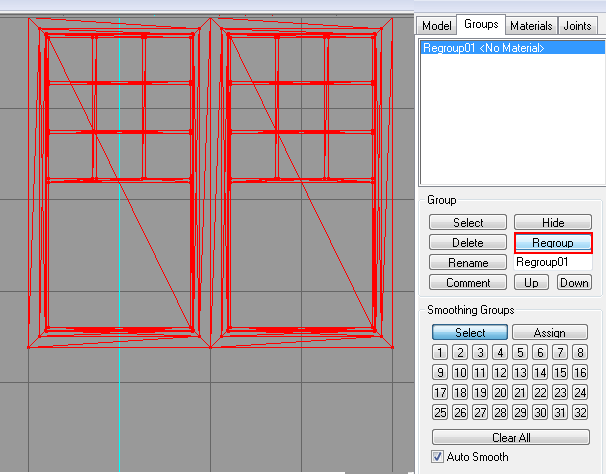 [Apprenti] Créer un rideau transparent (voile) 0212