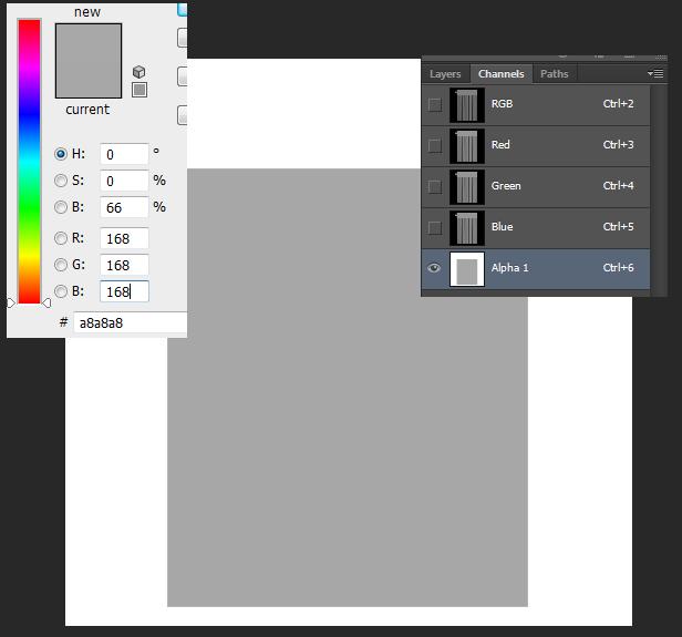 [Fiche] Créer une texture transparente (voile rideau) avec Photoshop   0817