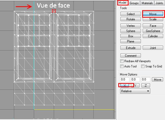 [Apprenti] Créer un rideau transparent (voile) 1116